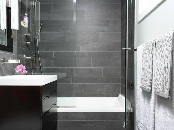 Small luxury bathroom remodel